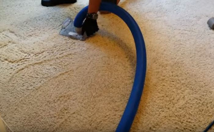 Carpet Cleaning Holder