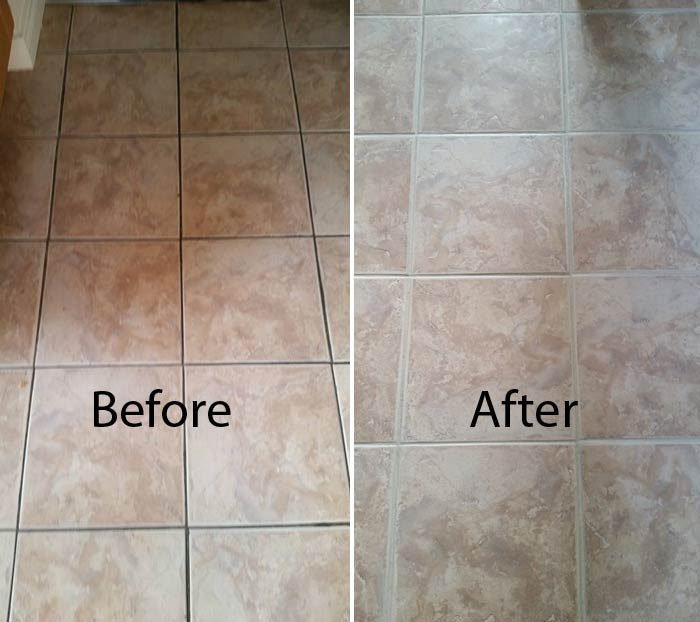 Tile and Grout Cleaning Weston