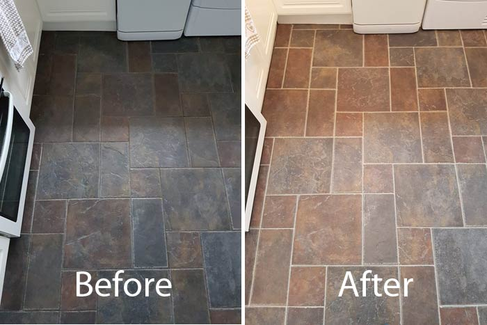 Tile and Grout Cleaning Mullion