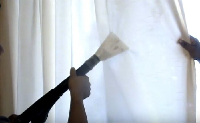 Curtain Cleaning Jeir