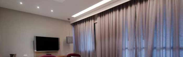 Professional Curtain Cleaning Indented Head