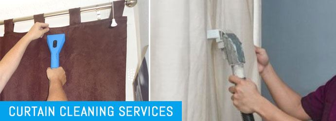 Curtain Cleaning Services Indented Head