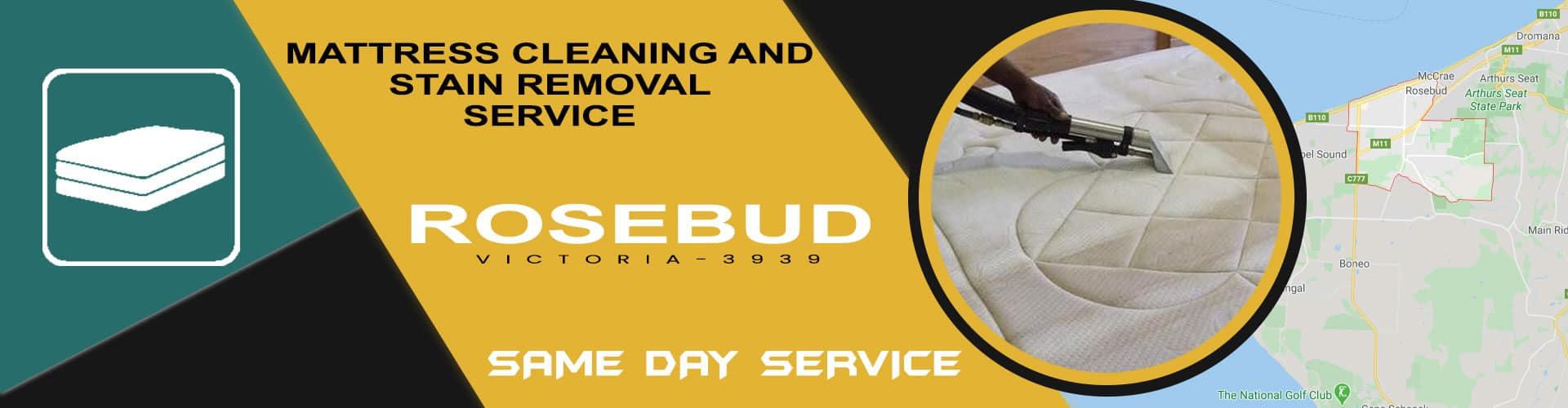Mattress Cleaning and Stain Removal Rosebud
