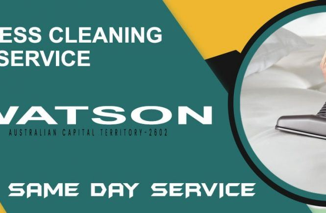 Mattress Cleaning Watson
