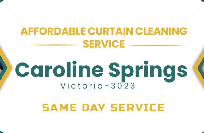 Curtain Cleaning Caroline Springs