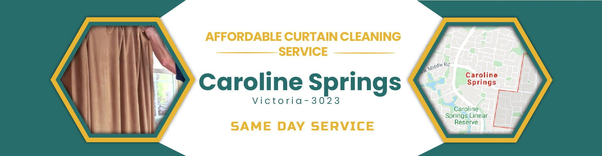 Curtain Cleaning Caroline Springs