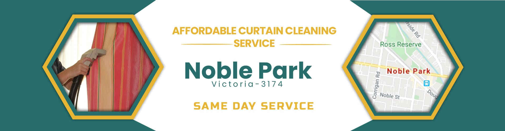 Curtain Cleaning Noble Park
