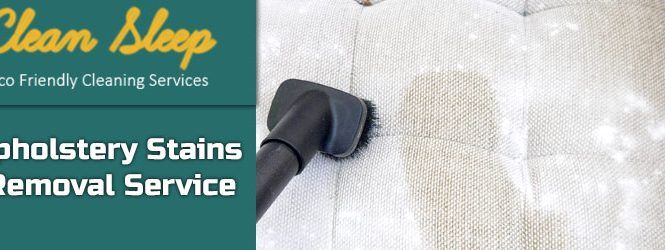 Upholstery Stains Removal Service