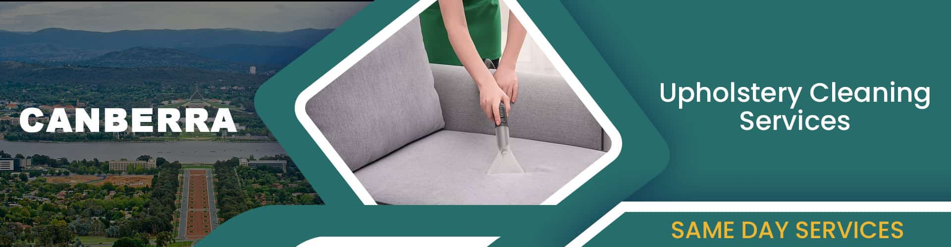 Upholstery Cleaning Canberra
