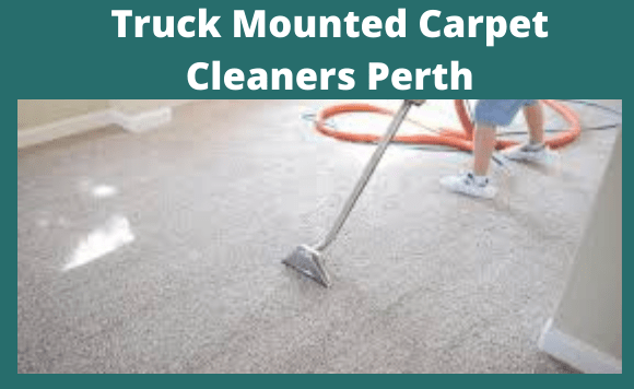 Truck Mounted Carpet Cleaners Embleton