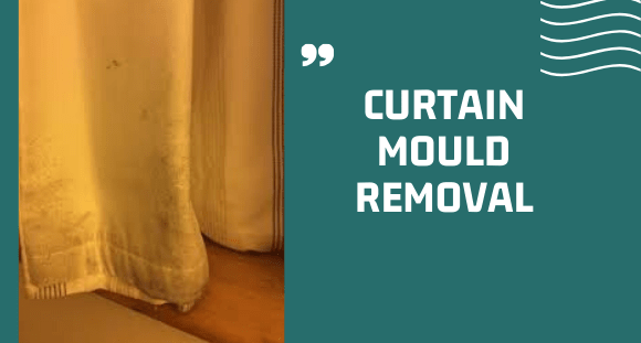 Curtain Mould Removal Canberra