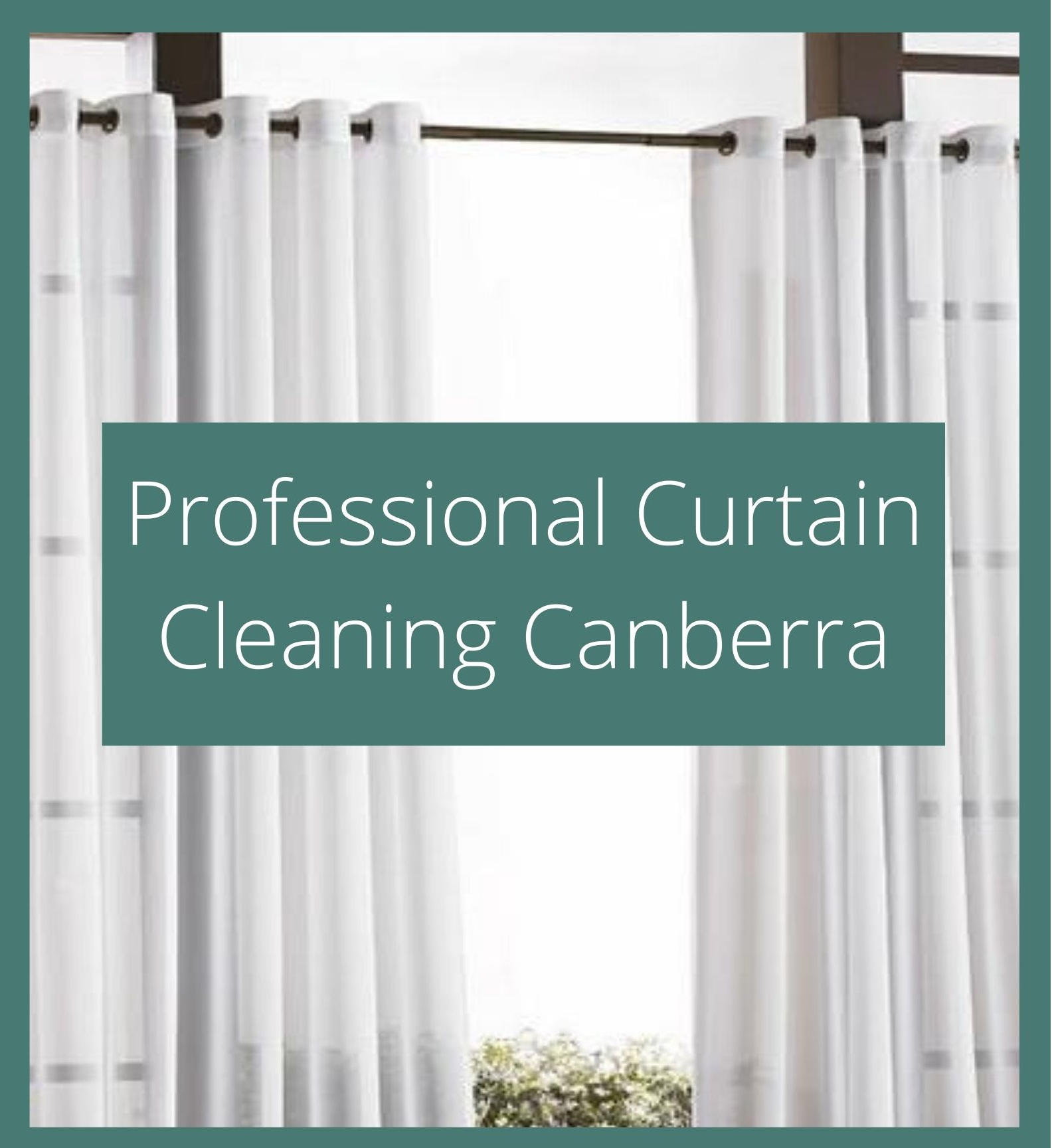 Professional Curtain Cleaning Canberra