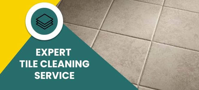 Expert Tile Cleaning Service