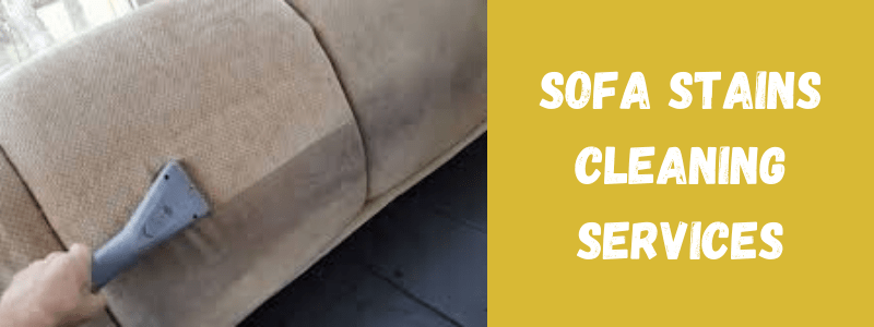 Sofa Stain Cleaning