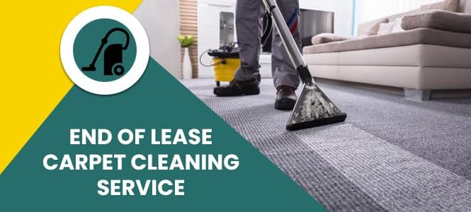 End of Lease Carpet Cleaning Service
