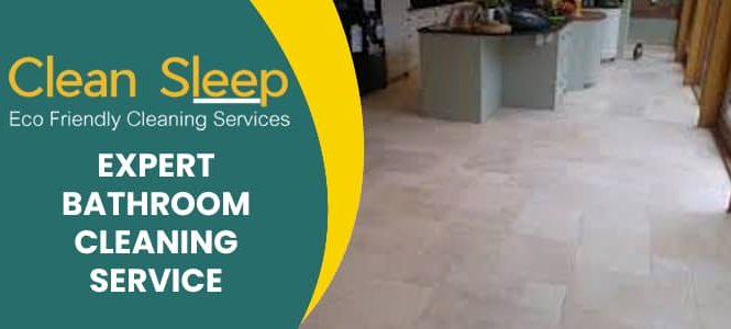 Expert Bathroom Cleaning Service